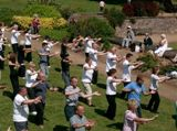 Bristol Tai Chi in the park 5