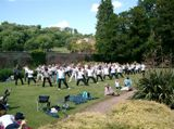 Bristol Tai Chi in the park 2