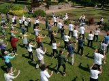 Bristol Tai Chi in the park 3