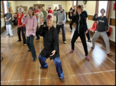 Bristol Tai Chi Retreat 1